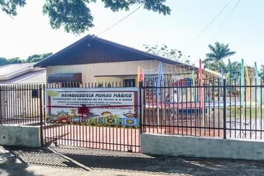 Brinquedoteca tem como missão proporcionar interação e diversão para as crianças