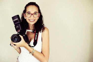 Fotógrafa Cristiane Souza é destaque em Douradina