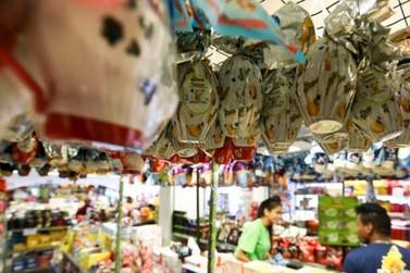 Levantamento aponta que vendas do comércio na Páscoa cresceram em 2018