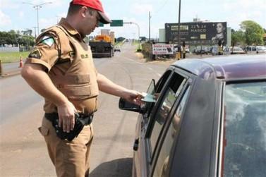 Operação Páscoa registra 24,4% menos feridos nas rodovias