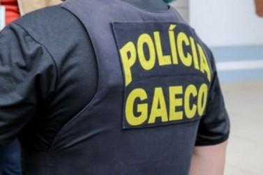 Policial civil é preso em operação do Gaeco em Cidade Gaúcha
