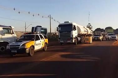 Combustível deve chegar nas próximas horas em Douradina
