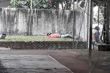 Dois morrem em tentativa de assalto a cartório em Alto Paraná