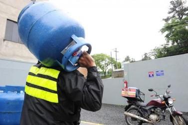 Gás de cozinha está em falta em Douradina