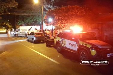 Homicídio é registrado na área central de Douradina