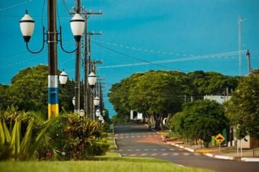 8 Ruas de Douradina ficarão sem energia elétrica nesta terça-feira