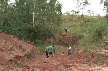 Moradores de Alto Paraná precisam usar desvio que aumenta percurso em 25 km