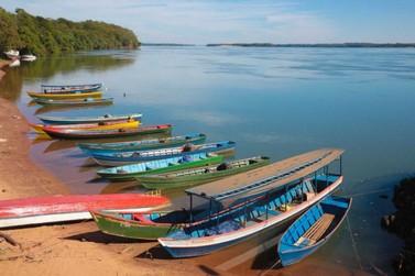 Rio Paraná será recuperado com recursos do Estado