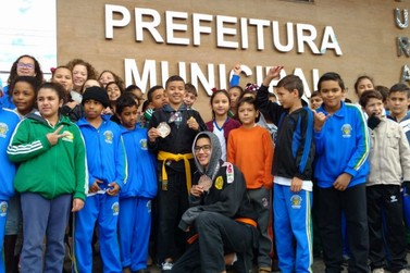 Atletas de Douradina são campeões no Campeonato mundial de Jiu Jitsu