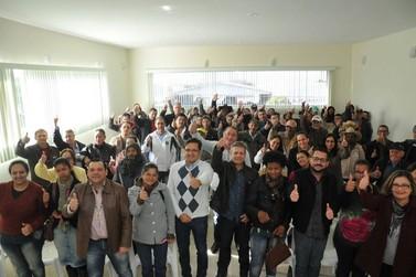 Famílias de Douradina poderão registrar imóveis com condições facilitadas