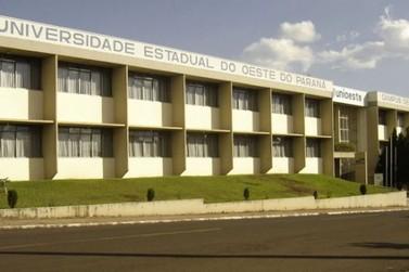 Unioeste abre concurso para contratação de professores com salário até R$ 12mil