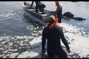 Corpo do pescador que morreu afogado é encontrado no Rio Ivaí