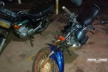 Operação policial em Douradina desarticula quadrilha que furtava motos