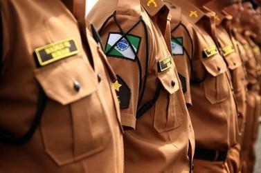 Policiais de Douradina serão homenageados hoje na Câmara Municipal