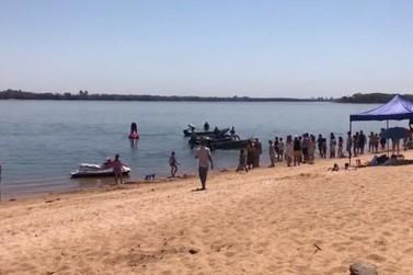 Adolescente de 17 anos morre afogado no Rio Paraná
