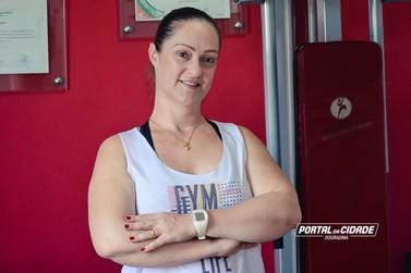 Andréia Luiz é reconhecida pela qualidade no atendimento personalizado