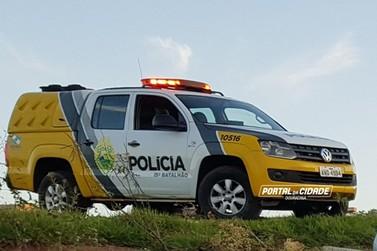 Criminosos invadem e furtam residência em Douradina