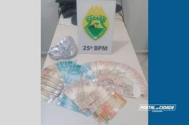 Polícia Militar realiza operação de combate ao tráfico de drogas em Douradina
