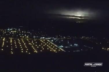 Simepar prevê tempestade para Douradina nesta quinta-feira