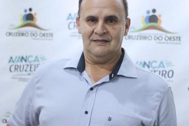 Vereadores aprovam cassação de mandato de prefeito de Cruzeiro do Oeste