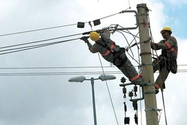 Douradina ficará sem energia elétrica nesta quinta-feira