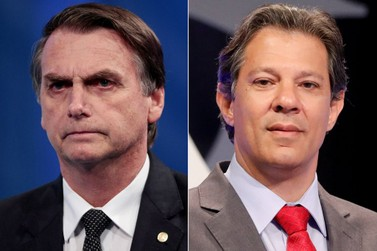 Em Douradina, Bolsonaro teve 55% dos votos e Haddad 27,66%