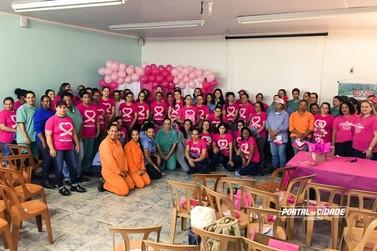 Ivaté realiza mais de 300 exames durante a campanha Outubro Rosa