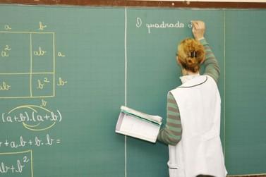 Professores recebem progressões na folha de novembro