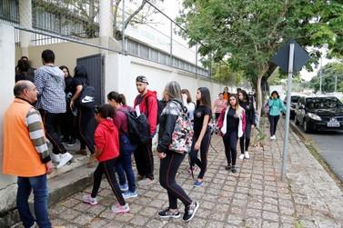 Vacinação em dia é obrigatória para efetivar matrícula nas escolas do Paraná
