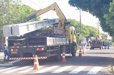 Ampliação na rede elétrica deixa parte de Douradina sem energia