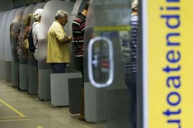 Agências bancárias não abrem na próxima segunda, dia 31