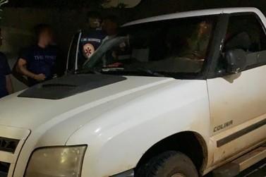 Bandido é morto e outro baleado em tentativa de assalto em Rondon