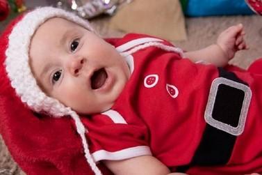 Bebê precisa de remédio que custa R$ 327 mil; família faz apelo por ajuda