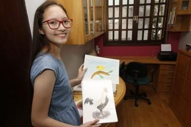 Com apenas 15 anos, garota prodígio é aprovada em Medicina na UFPR