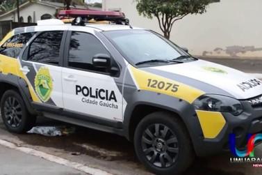 Condutor embrigado colide em veículo estacionado e acaba preso em Cidade Gaúcha