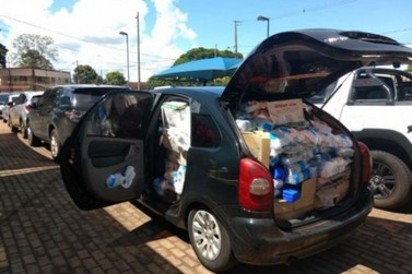 Homem é preso após ser flagrado com produtos contrabandeados em Umuarama