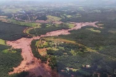 Rompimento de barragem em Brumadinho deixa 200 desaparecidos, segundo Bombeiros