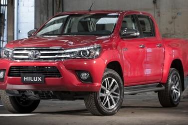 Toyota convoca 380 mil veículos para recall de airbags