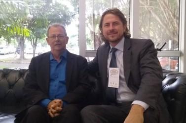 Em Brasília, prefeito Univaldo protocola novos pedidos de recursos para Ivaté