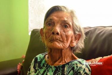 Moradora de Douradina completa 119 anos e dá exemplo de superação