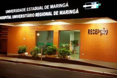 Morre bebê internado com meningite em Maringá
