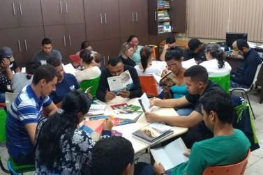 Professores do Ceebja Douradina cria projeto para estimular a leitura