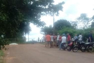 Homem de 31 anos é morto a facadas durante briga em Tapira