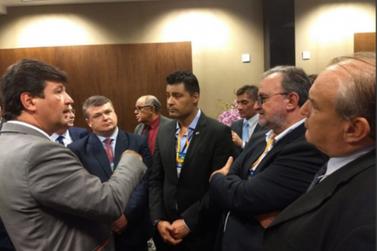 Presidente do Cisa reivindica aumento de recursos federais para consórcios
