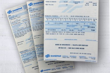 Sanepar suspende aumento de 12,13% na conta de água após decisão do TCE-PR