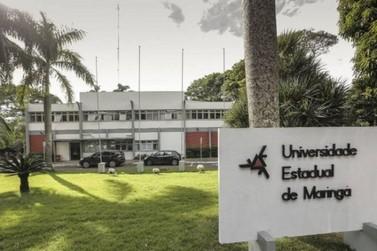 UEM anuncia processo seletivo com salários até R$ 3.253,72