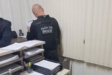 Polícia Civil prende advogados por fraudes contra Copel e Sanepar em Altônia