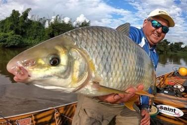 Acontece neste feriado o Campeonato de Pesca à Piapara em Porto Figueira
