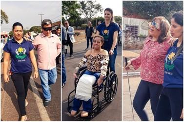Comunidade de Ivaté vivencia as dificuldades de pessoas com deficiências