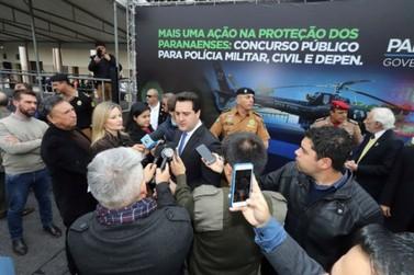 Concursos: governo autoriza contratação de 3 mil agentes de segurança pública